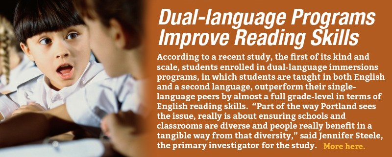 Dual Language Reading Skills
